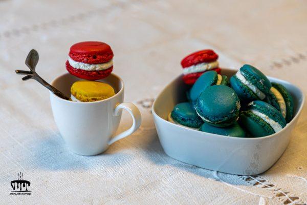 macarons: corso online